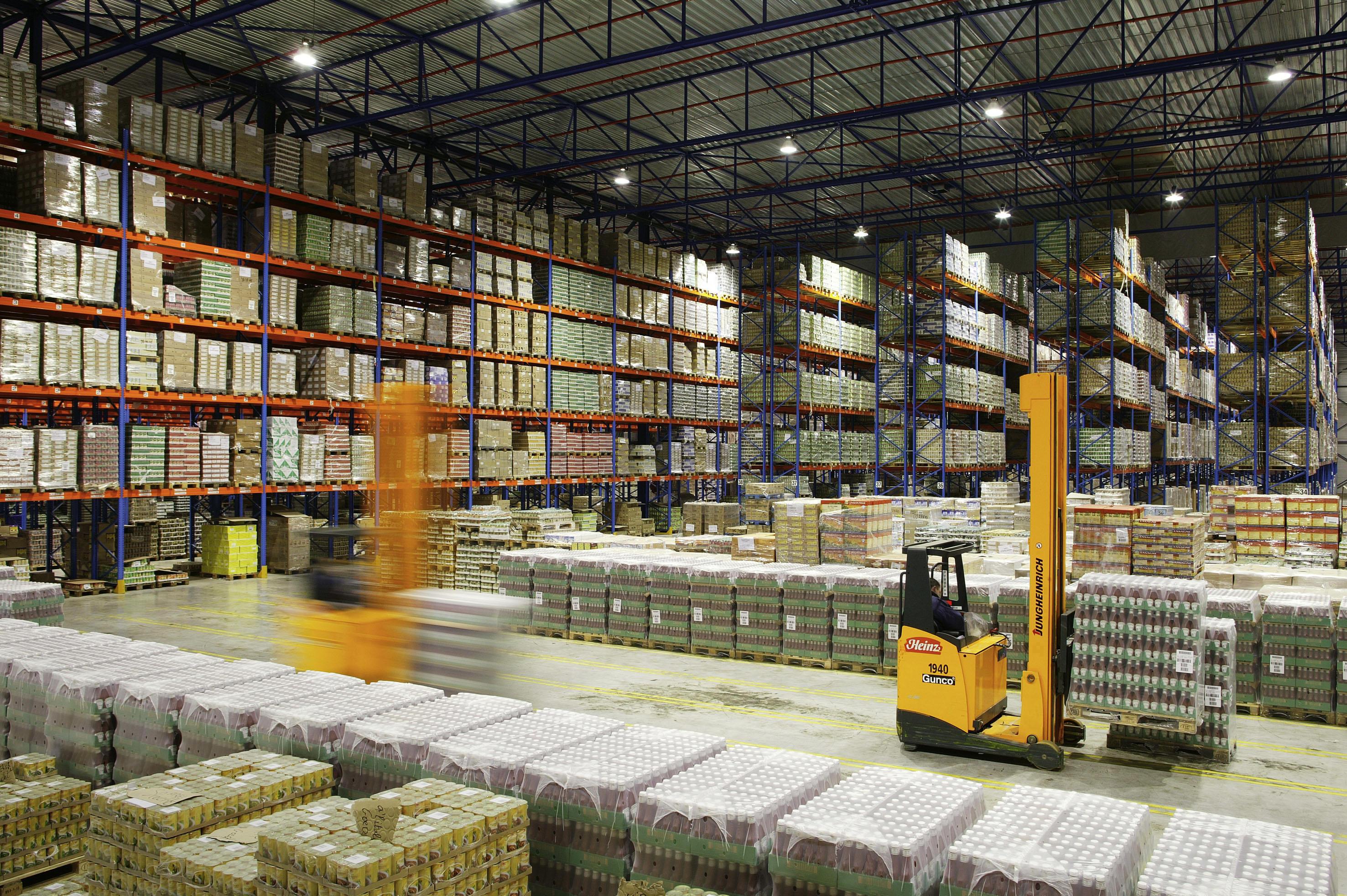 Warehousing | Joseph B. Hohenstein Custom Brokers | Complete ...